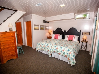 Lower Bedroom Suite